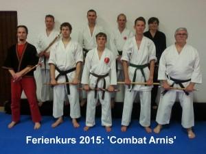 TV-Plakat Arnis
