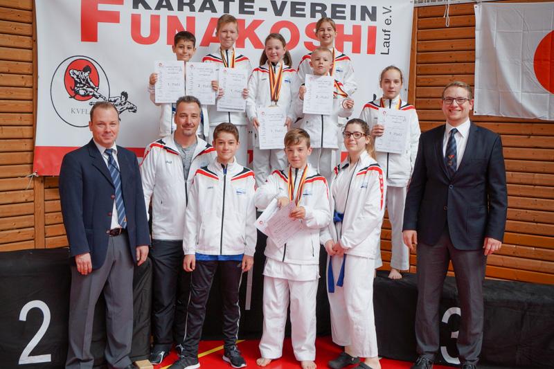 Funakoshi-Cup 2017 in Lauf a.d. Pegnitz