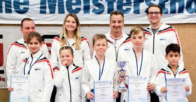 07.-08.10. 2017 Bayerische Meisterschaft  der Kinder und Schüler 2017 in Forchheim