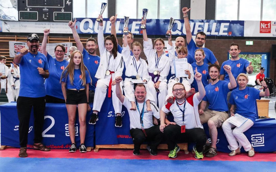 Bayerische Meisterschaft der Kinder und Schüler in Fürth